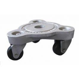 Bond Caster Heavy Duty Dolly 2076 Semi Steel Capacity