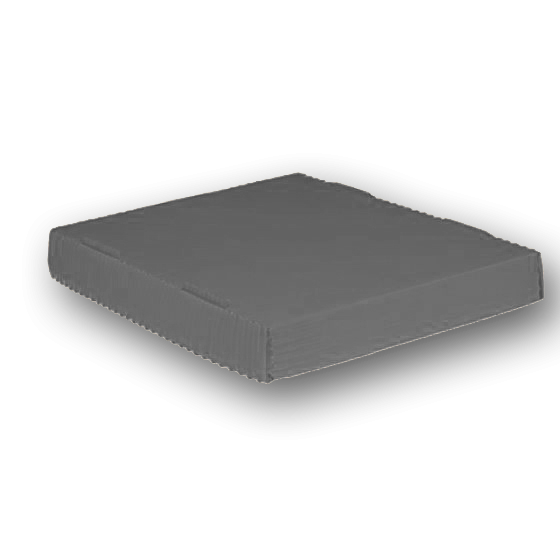 Corrugated Plastic Grey Postal Mail Tote Lid for Postal Tote MDI-1577-GY