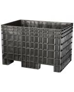 "42"" x 29"" x 28"" Big Box Straight Wall Bulk Container"