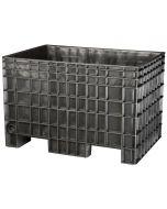 "42"" x 29"" x 28"" Big Box Straight Wall Bulk Container"