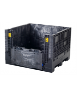 """48"""" x 45"""" x 34"""" Extra-Duty Collapsible Bulk Container"""