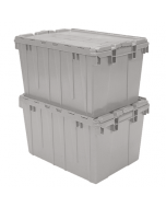 "21"" x 15"" x 12"" Attached Lid Container"