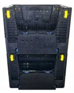 """48"""" x 45"""" x 34"""" Collapsible Bulk Container"""