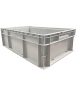 "24"" x 15"" x 7"" Straight Wall Stacking Container"