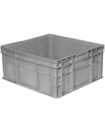 "24"" x 22"" x 11"" Straight Wall Stacking Container"