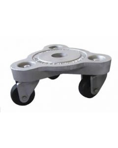 Bond Caster Heavy Duty Dolly 2076 Hard Tread Solid Rubber - Capacity  525 lbs.