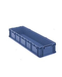 "48"" x 15"" x 8"" Straight Wall Stacking Container"
