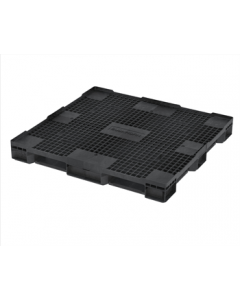 "48"" x 45"" x 6"" Stackable Plastic Pallet"