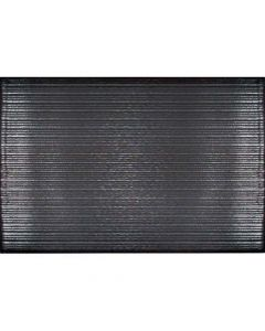 Apache Soft Foot Standard Embossed 2' x 3' Black