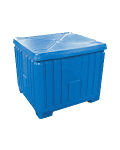 "Bonar Plastics Chest Style 47"" x 43"" x 43"" Insulated Container"