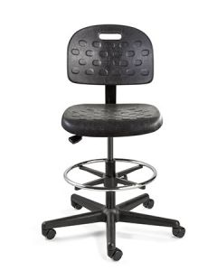 "Bevco Breva Value-Line Polyurethane Adjustable Height Chair 15""-20"""