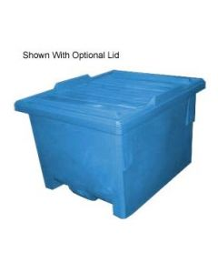 "Bayhead Nesting Pallet Container 50"" x 40"" x 33"" Blue"