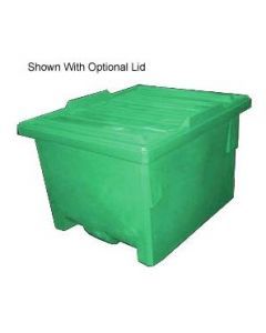 "Bayhead Nesting Pallet Container 50"" x 40"" x 33"" Green"