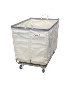 Laundry Cart - Canvas or Vinyl