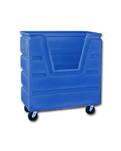 Ted Thorsen 36 Cubic Ft. Bulk Linen Truck - Blue