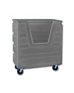 Ted Thorsen 36 Cubic Ft. Bulk Linen Truck - Gray