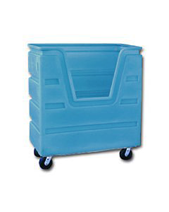 Ted Thorsen 36 Cubic Ft. Bulk Linen Truck - Powder Blue