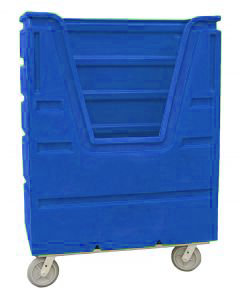 Ted Thorsen 48 Cubic Ft. Bulk Linen Truck - Blue