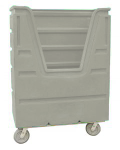 Ted Thorsen 48 Cubic Ft. Bulk Linen Truck - Natural