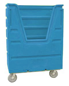 Ted Thorsen 48 Cubic Ft. Bulk Linen Truck - Powder Blue