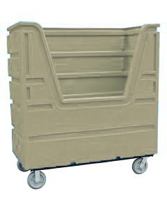 Ted Thorsen 63 Cubic Ft. Bulk Linen Truck - Natural