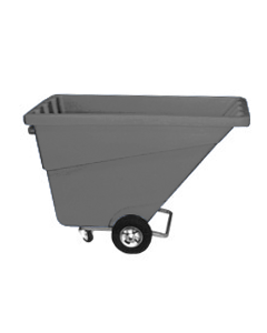 Ted Thorsen 1/2 yd Tilt Truck Gray