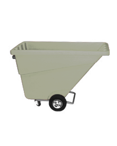 Ted Thorsen 1/2 yd Tilt Truck Natural