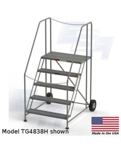 Ted Thorsen 5-Step Industrial Truck Ladder