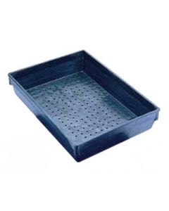 "Kadon Heavy-Duty Vented Nursery Tray 20"" x 14"" x 2.75"""