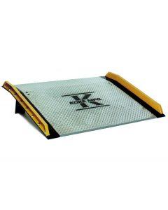"""Koke Inc. 60"""" x 48"""" Aluminum Dockboards 10,000 lb. Capacity"""