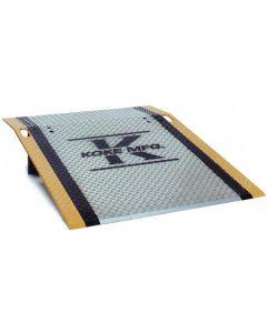 "Koke Inc. 36"" x 36"" Aluminum 3/8"" Thick Dock Plates"