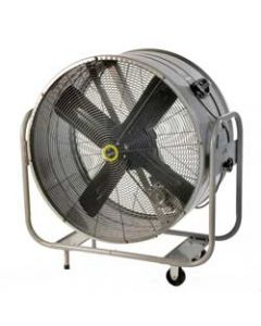 "Airmaster 42"" Portable Mancooler® 1 Speed MC Belt Driven Fan"