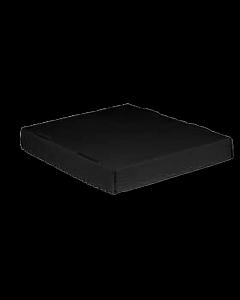 Corrugated Plastic Black Postal Mail Tote Lid for Postal Tote MDI-1577-BK