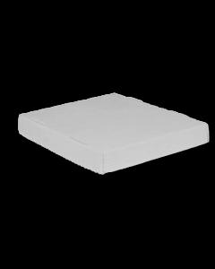 Corrugated Plastic White Postal Mail Tote Lid for Postal Tote MDI-1577-W