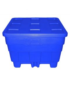 "Meese 50"" x 45"" x 36"" Ship Shape Container Royal Blue"