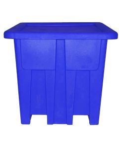 "Meese 48"" x 48"" x 46"" Ship Shape Container Royal Blue"