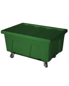 "Myton 38"" x 25.5"" x 3"" Lid for MTA Series Truck Green"
