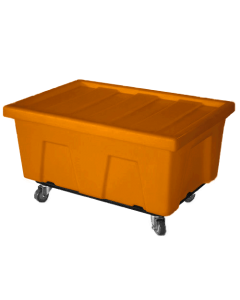 "Myton 38"" x 25.5"" x 3"" Lid for MTA Series Truck Orange"