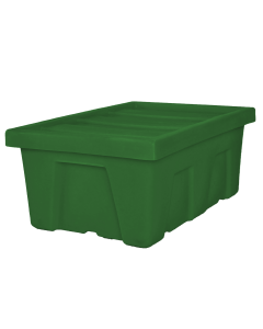 "Myton 38.5"" x 26"" x 16"" Smooth Wall Container Medium Duty Green"