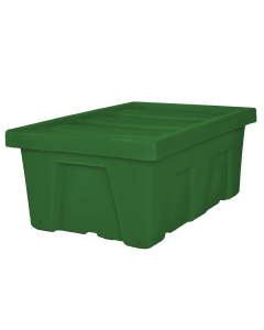 "Myton 38.5"" x 26"" x 16"" Smooth Wall Container Heavy Duty Green"