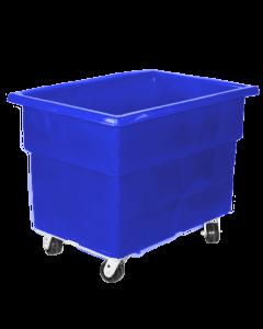 """Myton 38"""" x 25.5"""" x 29"""" Smooth Wall Utility Truck Heavy Duty Blue"""