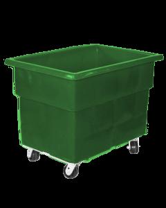 """Myton 38"""" x 25.5"""" x 29"""" Smooth Wall Utility Truck Heavy Duty Green"""