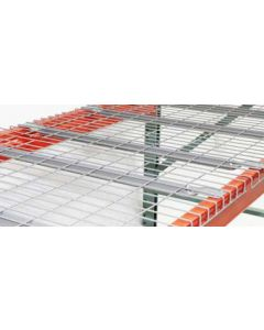 "Nashville Wire 24"" x 46"" Pallet Rack Deck for Box and Structural Beams"