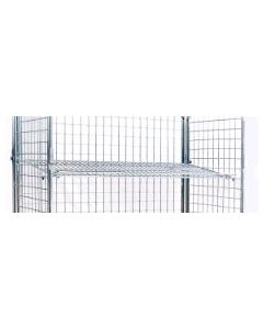 "Nashville Wire Shelf for NV-RC8 and NV-RC11 48"" x 24""  Zinc Plated Mesh"
