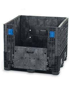 """General Purpose Container 40"""" x 48"""" x 34"""" Vented Deck, 2 Door"""