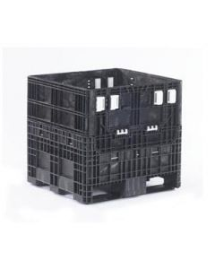 "Heavy Duty Bulk Container 32"" x 30"" x 30"", Doors on 32"" Sides"