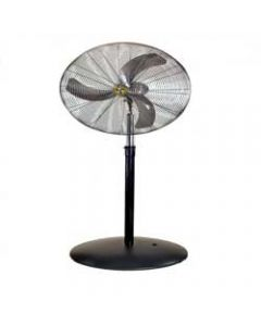 "Airmaster 24"" Oscillating 3-Speed Pedestal Fan"