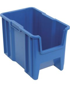 "Quantum Giant Stack Container  Blue 17-1/2"" x 10-7/8"" x 12-1/2"""
