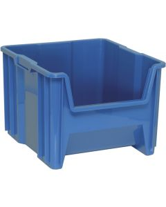 "Quantum Giant Stack Container  Blue 17-1/2"" x 16-1/2"" x 12-1/2"""