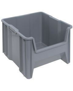 """Quantum Giant Stack Container  Gray 17-1/2"""" x 16-1/2"""" x 12-1/2"""""""